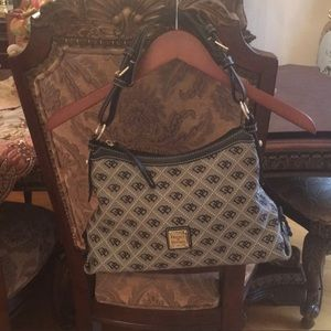 Authentic Dooney & Bourke Shoulder Purse